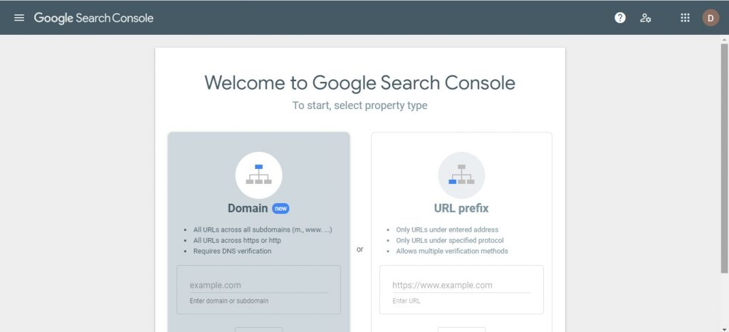 How to Submit Url On Google Search Console
